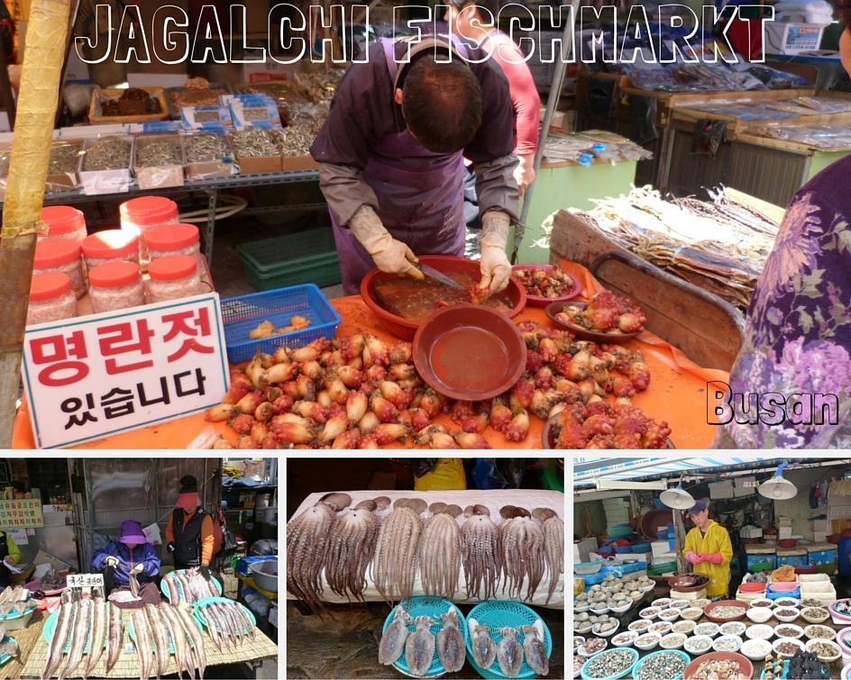 Jagalchi Fischmarkt
