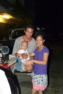 Meine Thai-Familie <3