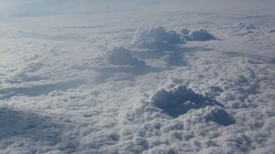Wolke 4 ist nie genug nur Wolke 7