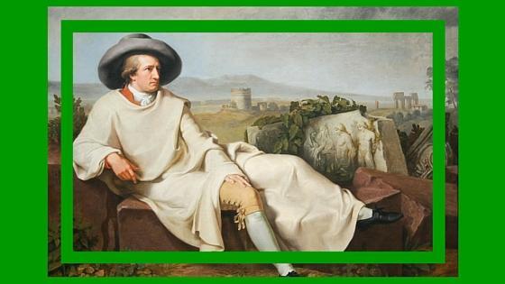 Goethe und ich