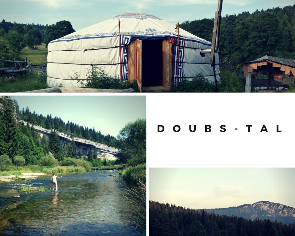 Doubs-Tal