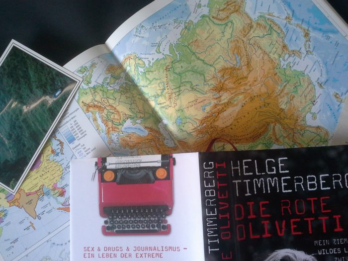 Timmerbergs Biografie
